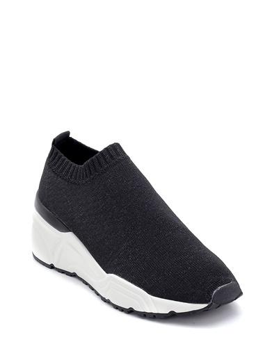 Derimod Kadın Ayakkabı (602698) Spor Siyah